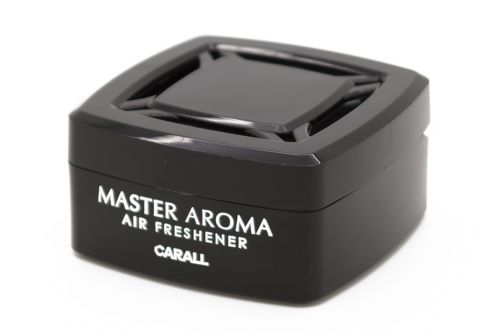 Carall Master Aroma Long-Last Gel Type Car Air Freshener Fragrance Perfume - Squash 1859 55ml(Blue) - Image 3