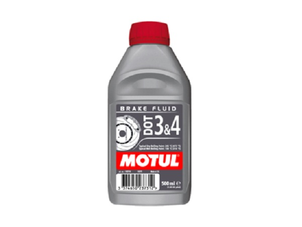 Motul Dot 3 & 4 Brake Fluids