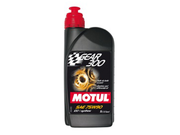 Motul Gear 300 75W90(100% Synthetic)