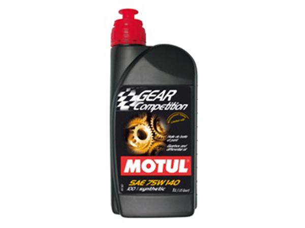 Motul Gear Competition 75W140(LSD 100% Synthetic)