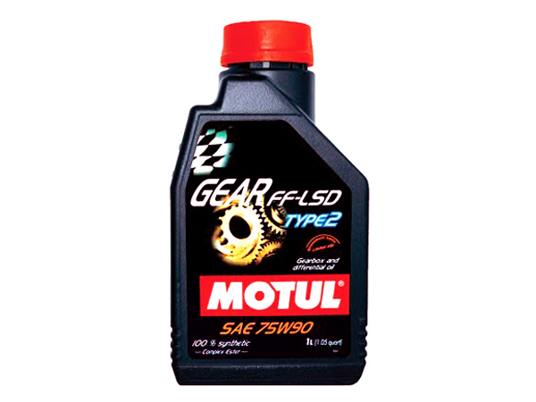 Motul Gear FF LSD Type-2 75W90(100% Synthetic)