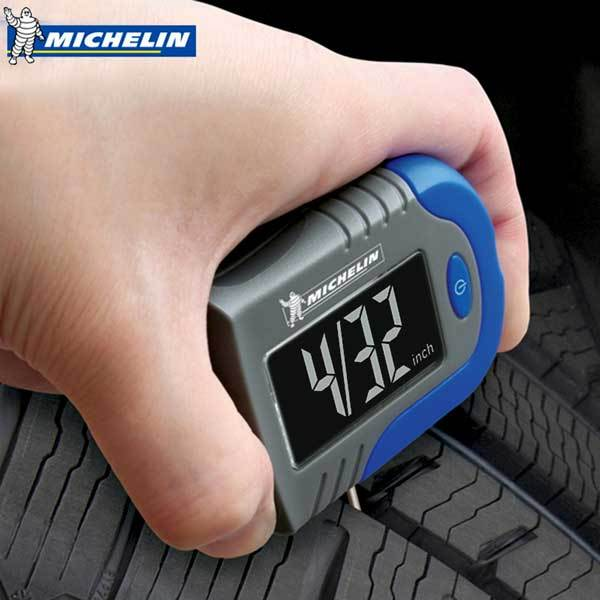 Michelin – Digital Tyre Pressure / Tread Depth Gauge MN-4204 - Image 4
