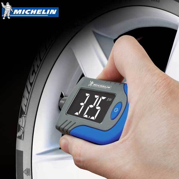 Michelin – Digital Tyre Pressure / Tread Depth Gauge MN-4204 - Image 5