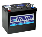 Trane Silver Calcium SMF Battery NS70 / L