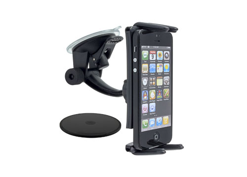 Arkon Slim-Grip Suction Windshield or Dash Car Mount SM614 - Image 1