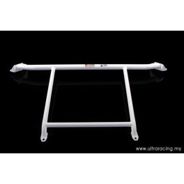 ULTRA RACING TOYOTA ALTIS '02 FRONT BAR 4 POINT