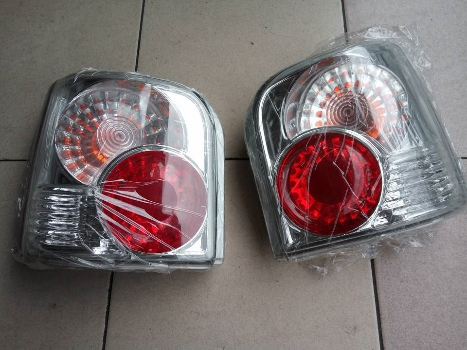 [Clearance] Perodua Kancil Rear Tail Lamp (Stylish)