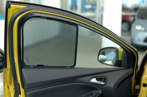 Custom Fit OEM Sunshades/ Sun shades for Honda City 2014'