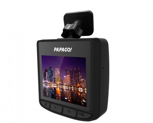 Papago GoSafe S30 1080p Dash Cam(Sony Exmor Sensor) [Free 8gb MicroSD & Papago GPS Antenna) - Image 2