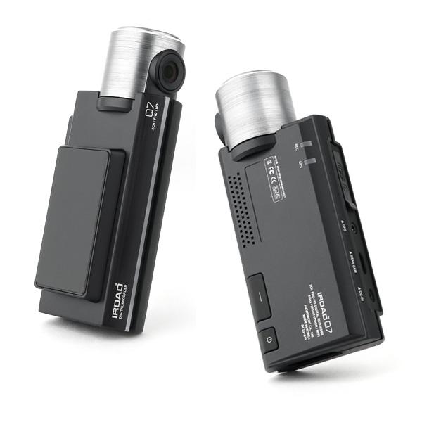 Iroad Dash Cam Q7[2CH][ADAS][Full HD + HD] - Image 3