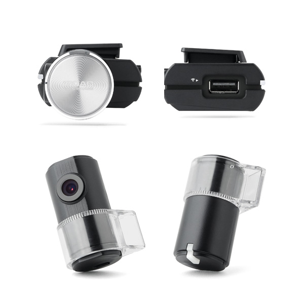 Iroad Dash Cam Q7[2CH][ADAS][Full HD + HD] - Image 4
