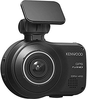 Kenwood DRV-410 FULL HD Dashboard Camera with 16Gb - Image 1
