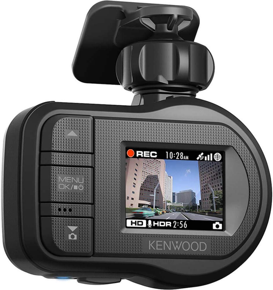 Kenwood DRV-410 FULL HD Dashboard Camera with 16Gb - Image 2