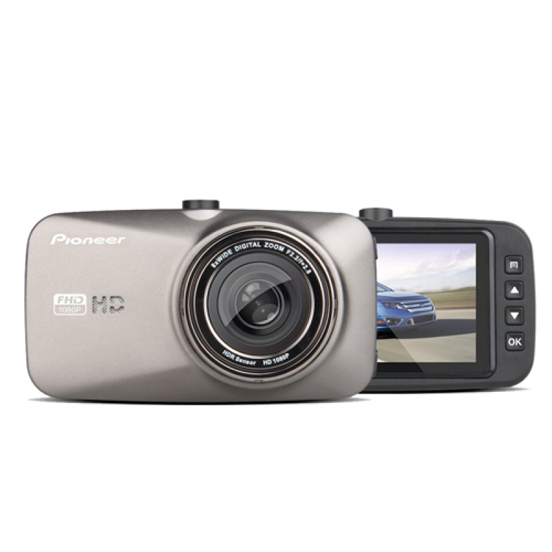 Pioneer Car Dash Cam DVR Camcorder 2.7inch ND-DVR110