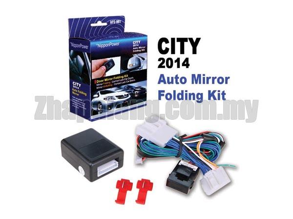 NipponPower Door Mirror Folding Kit for Honda City '2014
