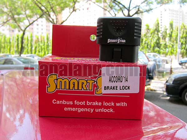 Smart StarOBD2 Canbus Auto Door Lock OBD2 Honda Accord 2014