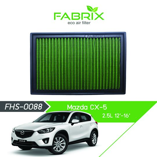 FABRIX FHS-0088 Eco Air Filter For Mazda CX5 2.5L (2012 - 2016)