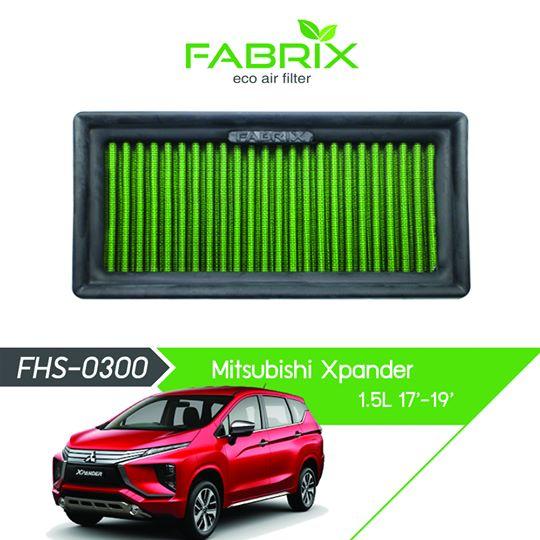 FABRIX FHS-0300 Eco Air Filter For Mitsubishi Xpander