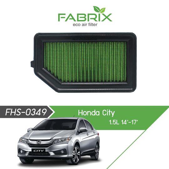 FABRIX FHS-0349 Eco Air Filter For Honda City 1.5L (2014 - 2017)