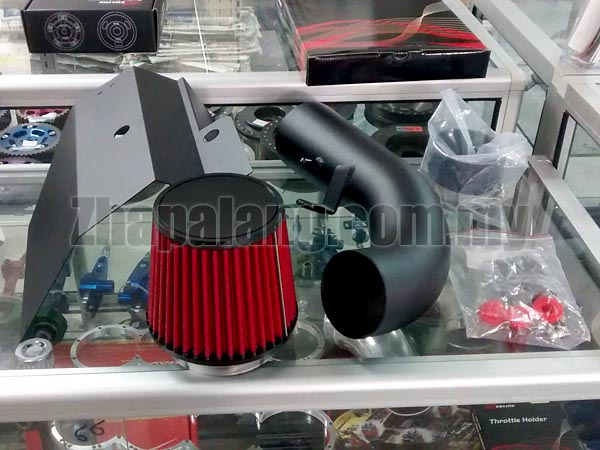 Advance Open Pod Air Intake System with Carbon Heat Shield for Volkswagen Golf GTi 2.0 MK7