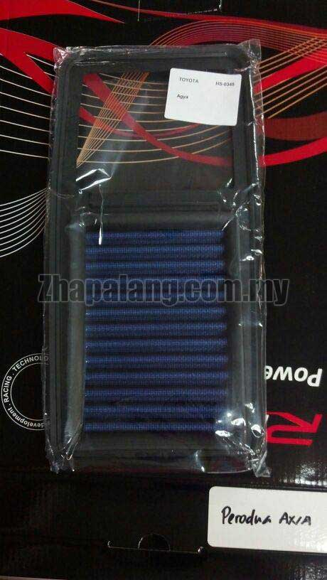 Redline Performance Drop In Air Filter for Perodua Axia 1.0