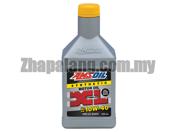 Amsoil Extend Life (XL Series) 10W40 100% Synthetic (1G)