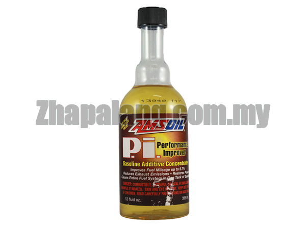Amsoil P.I Performance Improver Gasoline Addtitive 12oz