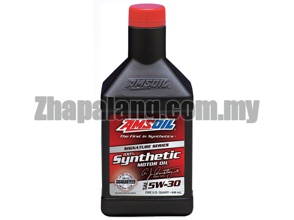 Amsoil Signature Series 5W30 100% Synthetic (1G)