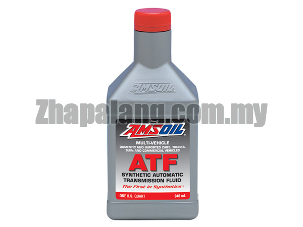 Amsoil Synthetic Multi-Vehicle Automatic Transmission Fluid (ATF)