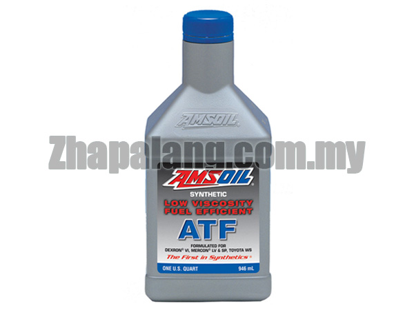 Amsoil Synthetic Fuel Efficient Auto Transmission Fluid (ATF)
