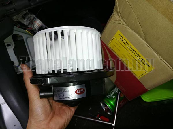 APM Air Cond Blower for Perodua Viva