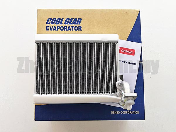 Original Denso Cool Gear Cooling Coil / Evaporator for Perodua Myvi