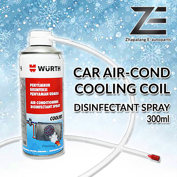 Wurth Air Conditioning Disinfectant Spray 300ml