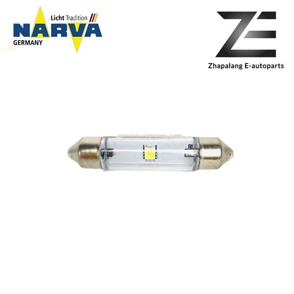 NARVA Festoon 43mm 12V LED Interior Light Bulb White 18080 - Image 2