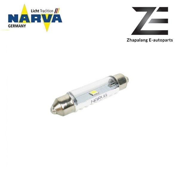 NARVA Festoon 43mm 12V LED Interior Light Bulb White 18080 - Image 3