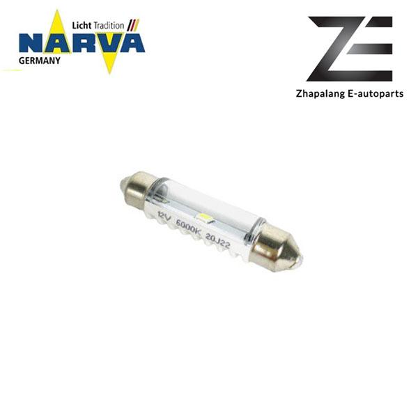 NARVA Festoon 43mm 12V LED Interior Light Bulb White 18080 - Image 4