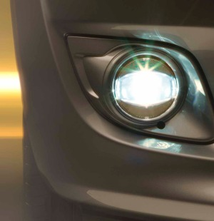 Osram LEDriving FOG Light PL 103 GD(Gold)