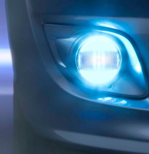 Osram LEDriving FOG Light PL 103 BL(Blue)