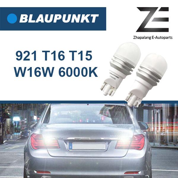 Blaupunkt 921 T16 T15 6000K LED Reverse Light 116060W