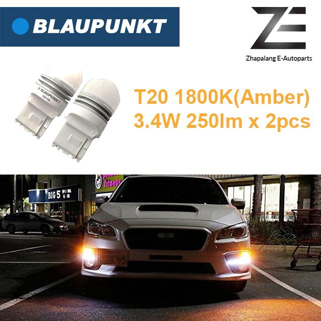 Blaupunkt T20 1800K Amber/Orange LED Signal Light Lamp Bulb