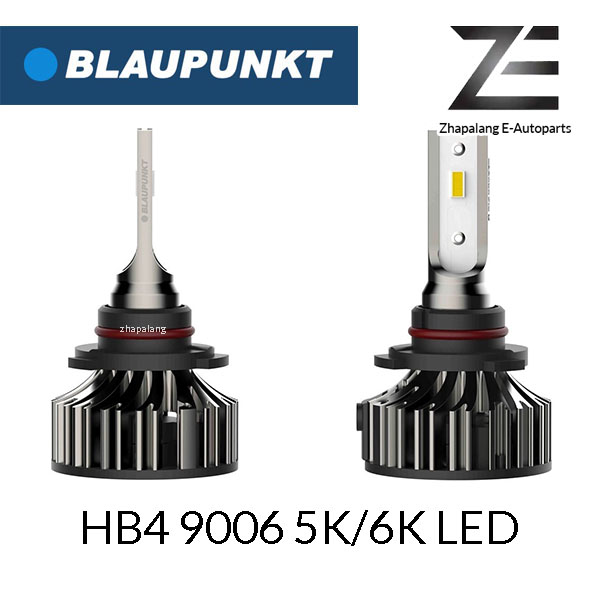 Blaupunkt HB4 9006 5000K/6000K LED Headlamp 12V Vehicle Lighting 100650W/100660W | For Reflector and Fog Light
