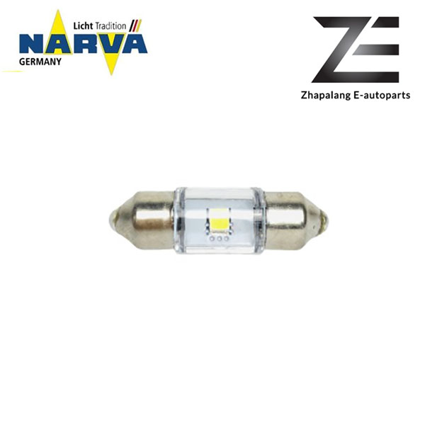 NARVA Festoon 30mm 12V LED Interior Light Bulb/Room Light/Reading Lamp C5W 18075 - Image 2