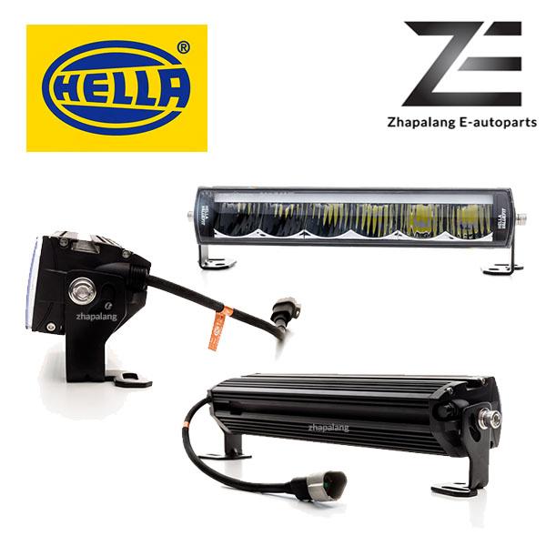 HELLA LBE 320 LED Light Bar w/ DRL - 1FE 358 154 001(LBE320) - Image 3