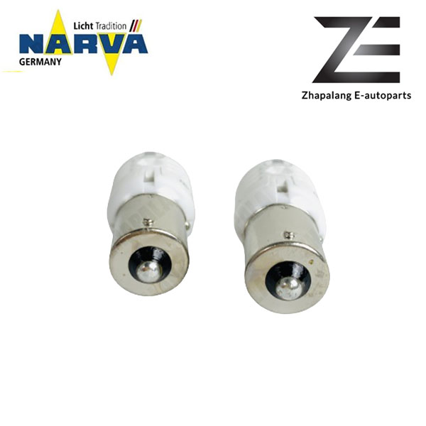 NARVA P21W S25 12V LED Signaling Light Bulb White 18089 - Image 4