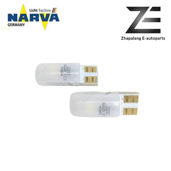 NARVA T10 W5W 12V LED Signaling Light Bulb White 18074 - Image 2