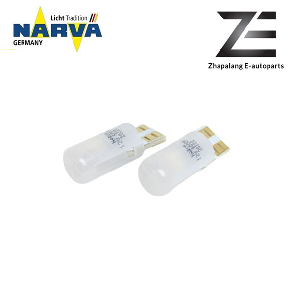 NARVA T10 W5W 12V LED Signaling Light Bulb White 18074 - Image 3