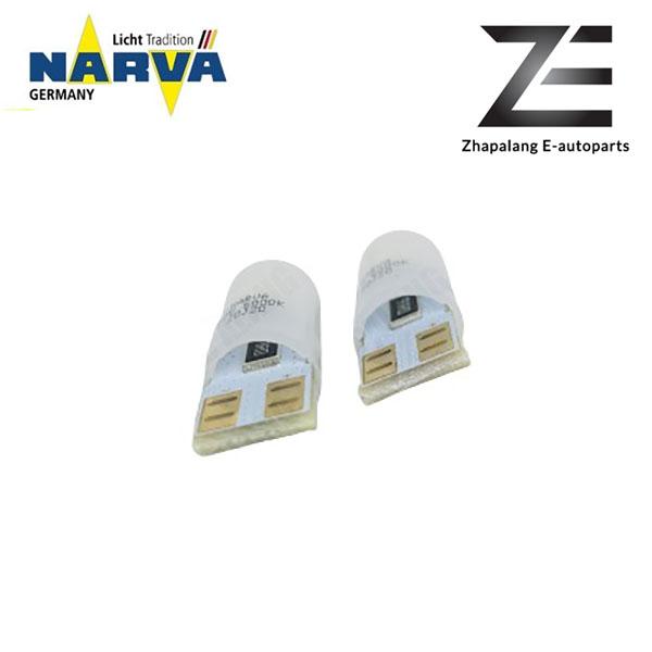 NARVA T10 W5W 12V LED Signaling Light Bulb White 18074 - Image 4