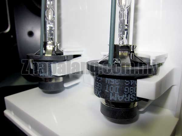 [Used]Osram Xenarc 66440 CBI D4S BULBS - Image 3