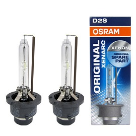OSRAM XENARC HID 4150K D2S (Bulb Only) - Original Color