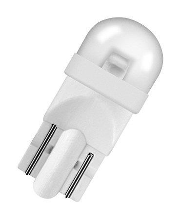 Osram T10 W5W Cool White LED Bulb 4090 6000K 12V - Image 2